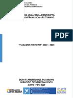 PLAN DE DESARROLLO MUNICIPAL HAGAMOS HISTORIA 2020 - 2023-.pdf