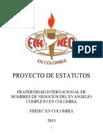 BORRADOR ESTATUTOS PARA PRESENTAR 6