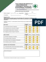 EP 5 Form Survei
