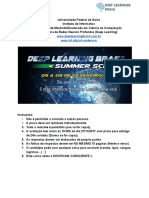 Prova 1 - Deep Learning 2017-2