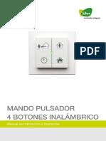 manual-siber-mando-pulsador-4-botones-inalambrico