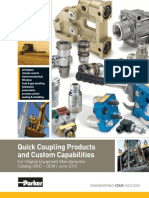Parker Quick Coupling Products Complete Catalog