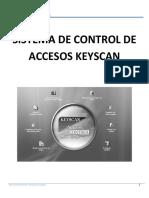 Manual de Keyscan