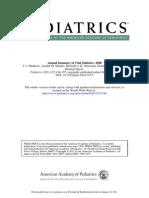 Annual Summary of Vital Statistics 2008