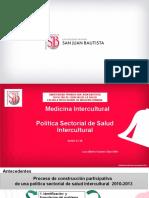 27-28 Politica Sectorial de Salud Intercultural.pptx