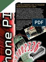 TEP PhonePIC Manual