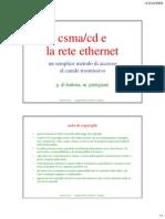 Reti di calcolatori - csma cd (5)