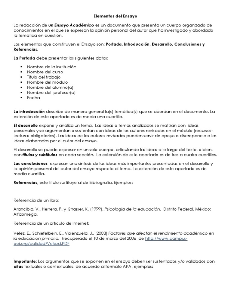 ensayo essay We offer you to get acquainted with writing a weather essay sample below if you have been already looking for weather essay samples and got to this webpage, you probably need some help with writing this type of essay the weather essay sample below can help you get a better idea about the peculiarities of this type of.