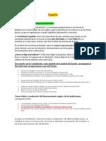 España-desarrollo