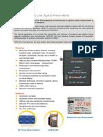 Shinewaytech Powermeter_DPM50