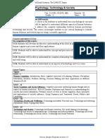 Psychology, Technology and Society.docx