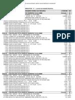 Norme Deviz E - Lucrari de Instalatii Electrice