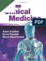 Adam Feather, David Randall, Mona Waterhouse - Kumar & Clark's Clinical Medicine-Elsevier (2020)