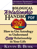 Astrological Relationship Handbook - Kevin B. Burk [2006, Serendipity Press]
