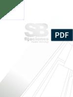 catalogo sb fijaciones 2015