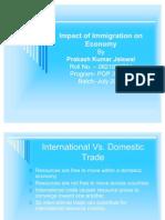 Prakash_Jaiswal_0821002774_Impact of Immigration on Economy