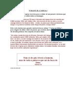 PORQUE IR À IGREJA.doc
