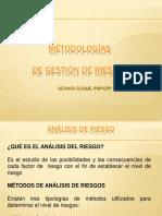 2- METODOS  DE GESTION DE RIESGOS