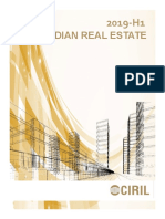 CIRIL's latest Indian Real Estate Report 2019-H1.pdf