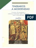 casullo_9_la escena presente el debate modernidad posmodernidad