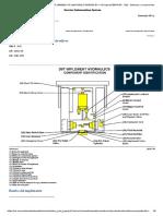 Componentes hidraulicos - D8T