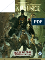 Tannhauser Rules Preview