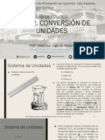 Tema 2. Conversión de Unidades