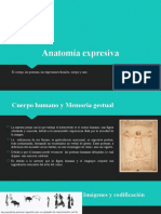 Anatomía expresiva