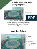 Alat Peraga Sudut Pusat dan Sudut Keliling Li.pptx