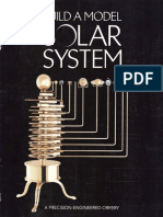 Build a Model Solar System - 2008