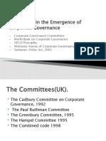 ch 3 Corporate Governance
