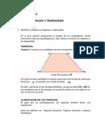 TRAPECIOS Y TRAPEZOIDES GUÍA