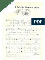 Partitura - Samuel Fala Do Menino Jesus
