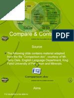 ENGL 101 Comparison & contrast 1