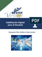 Navegación Web, Análisis y Redes Sociales