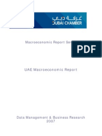 UAE Macro Economic Report[1]