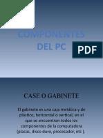 Componentes Del Pc