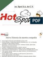 Fichas Tec. Hot Spot S.A. de C.V.
