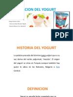 Presentación 2 yogurt