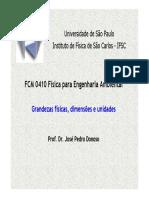 Apresentação - DONOSO - 2 Grandezas_fisicas