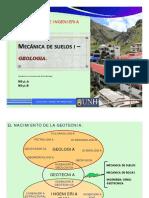 02 Clase 2 Geología - UNH2020 - II