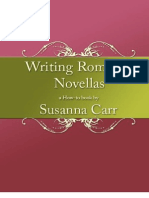 Writing Romance Novellas
