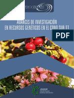 Avances de Investigación en Recursos Genéticos en el Cono Sur