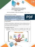 Guia de actividades y Rùbrica de evaluaciòn-Unidad 2-Diseñando escenarios futuros-Fase 3 Diseño