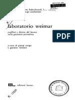 Arrigo y Vardaro - Laboratorio Weimar