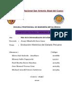 MONOGRAFÍA_ Evolución Histórica del Estado Peruano.pdf