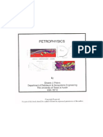 Peters, E. J. - Petrophysics