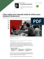 Coronavirus_ Condiciones de los nuevos alivios a deudores de la banca - Sector Financiero - Economía - ELTIEMPO.COM.pdf