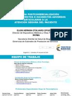 VIGILANCIA_POSTMERCADO_Y_LA_GESTION_DE_EIA-_SEGURIDAD_DEL_PACIENTE_07_06_2016_PI