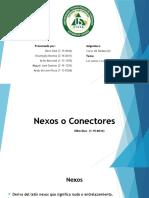 Nexos o Conectores 022
